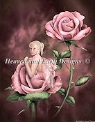 Heaven and Earth Designs - Mini Charmed Rose - Discontinued