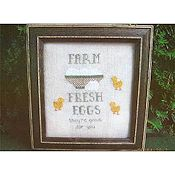 Poppy Kreations - Farm Fresh Eggs