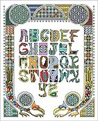 Vickery Collection - Sampler Celtic Style THUMBNAIL
