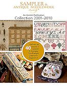 Just Cross Stitch DVD Sampler & Antique Needlework Collection 2001-2010