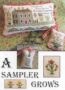 The Scarlett House - A Sampler Grows MAIN
