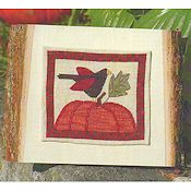 Myrtle Grace Motifs - Crowing About Fall