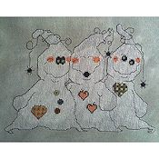 Carolyn Manning Designs - The Boo Crew THUMBNAIL
