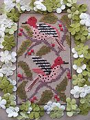 By The Bay Needleart - Birds Of A Funky Feather #9 THUMBNAIL