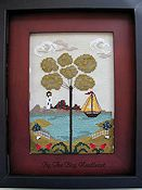 By The Bay Needleart - Nantucket Village Series #2 THUMBNAIL