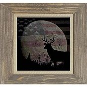 Cody Country Cross Stitch - Night Vision
