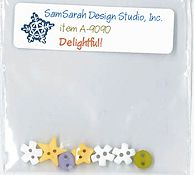 SamSarah Design Studio - Delightful Embellishment Pack MAIN