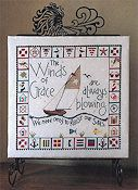 SamSarah Design Studio - Winds of Grace One Bell