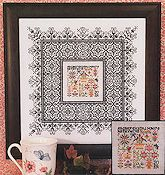 Rosewood Manor - Black Lace Sampler THUMBNAIL