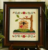 Cherry Hill Stitchery - Country Life Sheep