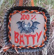 Designs By Lisa - 100% Batty