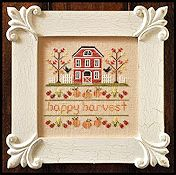 Country Cottage Needleworks - Happy Harvest THUMBNAIL