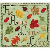 Misty Hill Studio - Fly Away Lovely Leaves