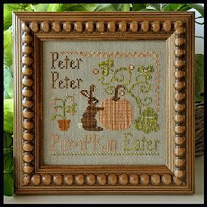 Little House Needleworks - Peter, Peter MAIN
