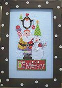 Amy Bruecken Designs - Be Merry