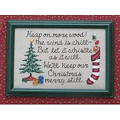 Waxing Moon Designs - Keep Christmas Merry THUMBNAIL