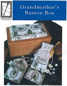 Needlemade Designs - Grandmother's Button Box MAIN