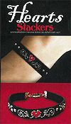 Carousel Charts - Stackers - Hearts Bracelet