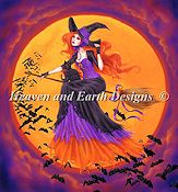 Heaven and Earth Designs - Halloween - Sold Out/Discontinued
