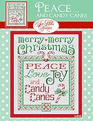 Sue Hillis Designs - Peace...And Candy Canes THUMBNAIL