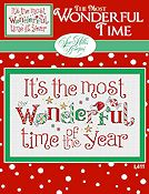 Sue Hillis Designs - The Most Wonderful Time THUMBNAIL