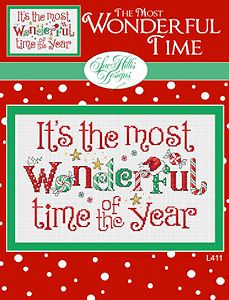 Sue Hillis Designs - The Most Wonderful Time MAIN