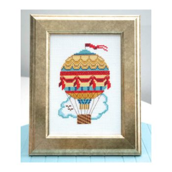 Tiny Modernist - Vintage Air Balloon THUMBNAIL