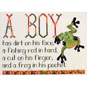 MarNic Designs - A Boy...