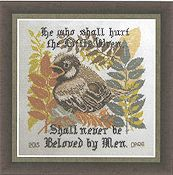 Tempting Tangles Designs - Little Wren