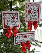 Hands On Design - Joyeux Noel