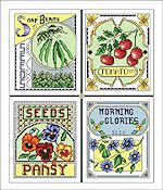 Vickery Collection - Seed Packets THUMBNAIL