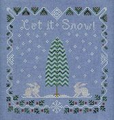Elizabeth's Designs - Snow Berry Sampler
