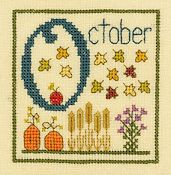 Elizabeth's Designs - O is for October
