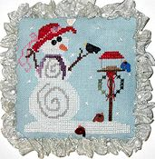 Praiseworthy Stitches - Snow Pals