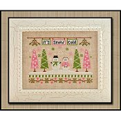 Country Cottage Needleworks - It's Snow Cold THUMBNAIL
