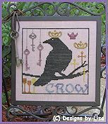 Designs By Lisa - Royal Crow THUMBNAIL
