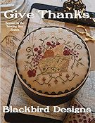 Blackbird Designs - Give Thanks
