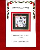 Faithwurks Designs - Happy Holly Days THUMBNAIL