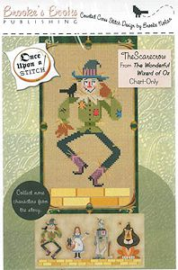 Brooke's Books Publishing - The Wonderful Wizard of Oz - Scarecrow