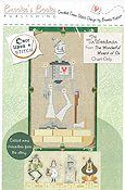 Brooke's Books Publishing - The Wonderful Wizard of Oz - Tin Woodman