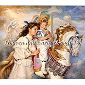 Heaven and Earth Designs - Carousel Fun