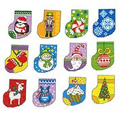 Imaginating - Dozen Dandy Ornaments 2864 THUMBNAIL