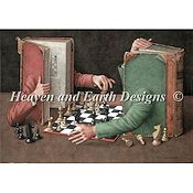 Heaven and Earth Designs - Chess Game Books THUMBNAIL