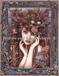 Heaven and Earth Designs - Lady Cardinal MAIN