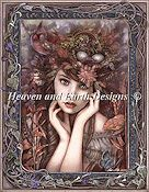 Heaven and Earth Designs - Lady Cardinal