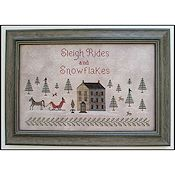 The Scarlett House - Sleigh Rides and Snowflakes THUMBNAIL