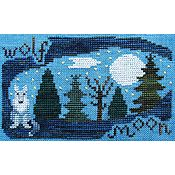 Misty Hill Studio - Wolf Moon THUMBNAIL