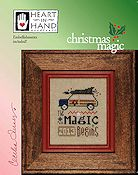 Heart In Hand Needleart - Christmas Magic THUMBNAIL