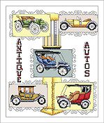 Vickery Collection - Antique Autos