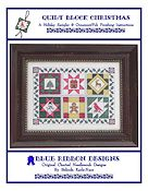 Blue Ribbon Designs - Quilt Block Christmas
